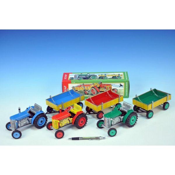 Traktor ZETOR a valník, Kovap