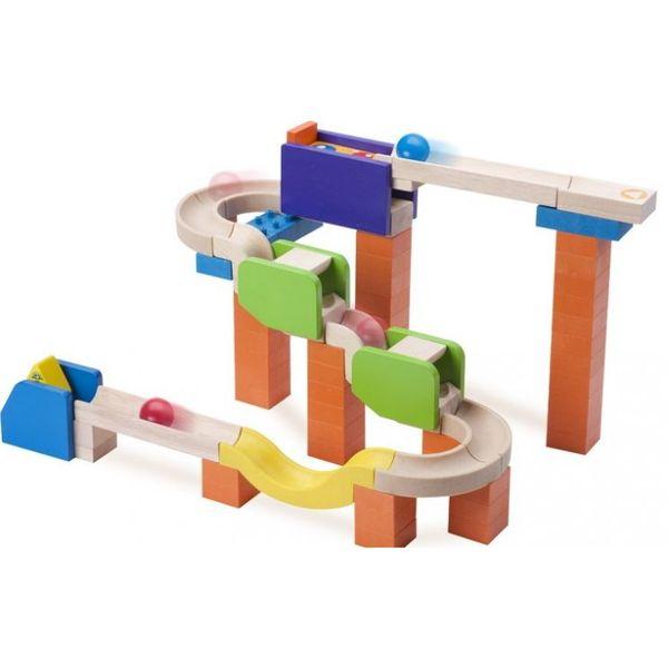 Kuličková dráha TRIX - kouzelná výhybka