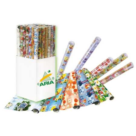 Balící papír 70x100/ 2ks Aria