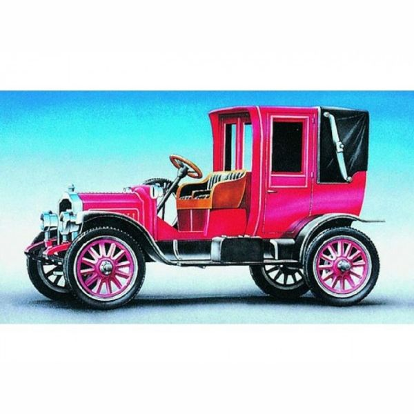 Model Packard Landaulet 1912