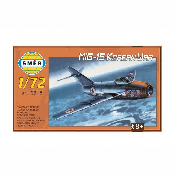 Model MiG-15 Korean War 1:72