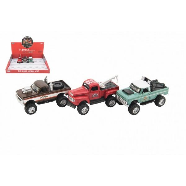 Auto pick up 12cm na baterie