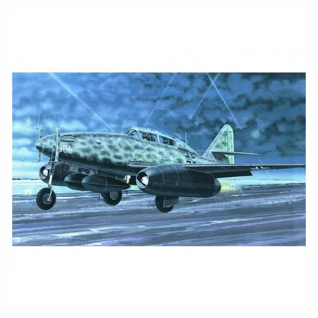 Model Messerschmitt Me262 B-1a/U1